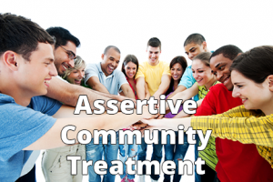 Assertive Community Treatment - 6x4 - Text