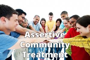 Assertive Community Treatment - 6x4 - Text