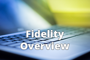 Fidelity Overview - 6x4 - Text